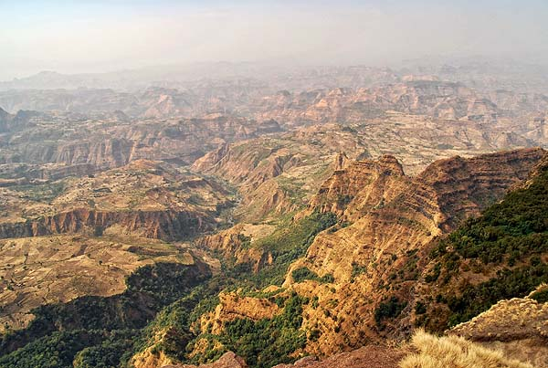 Ambiko, Simien Mountains