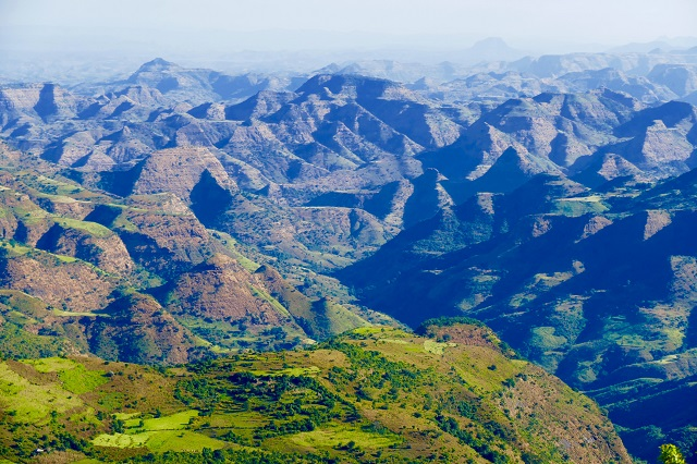 Sankhaber, Simien Mountains