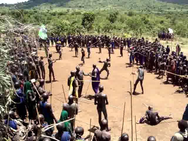 Surma tribe, Kibisch