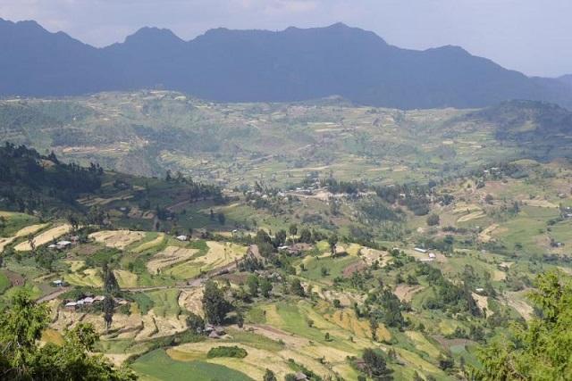 Ankober, Ethiopia