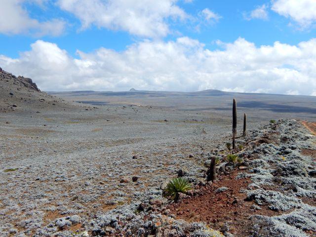 Bale Berge, Äthiopien