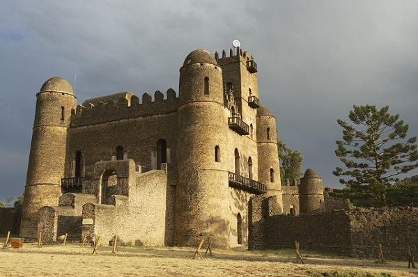Castlel Gonder, Ethiopia