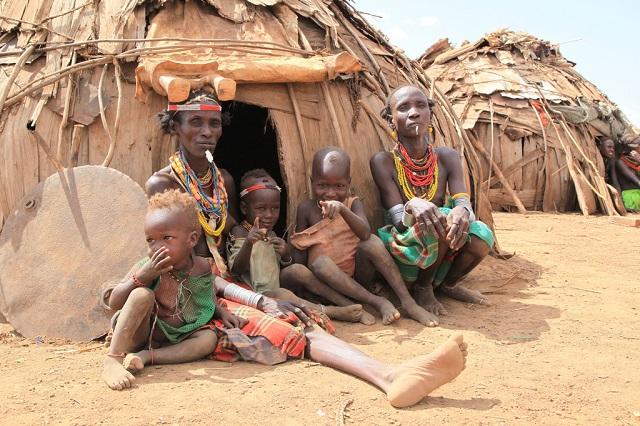 Dassanech tribe, Omorate