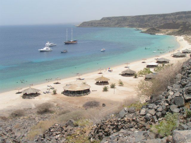 White Beach, Djibouti