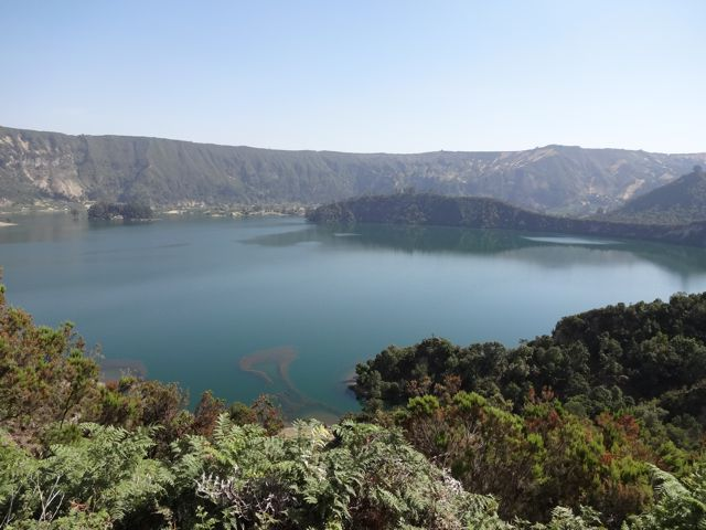Wenchi Crater Lake, Ethiopia