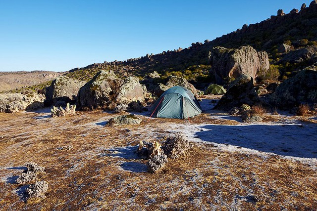Keyrensa Camp, Bale Mountains