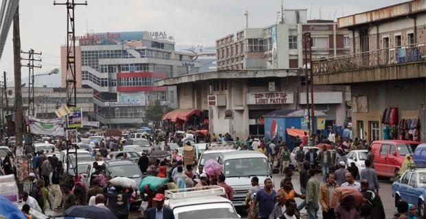 Mercato, Addis Abeba